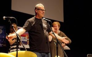Screenplay's Mark Kermode and Kathy Hubbard