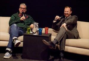 Screenplay 2015 Mark Gatiss and Mark Kermode