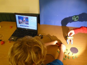 Birks Cinema animation workshop
