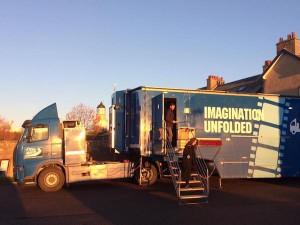Cromarty Light house & Screen Machine